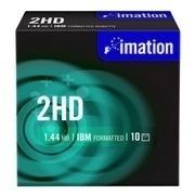 DISKETS VERBATIM 3M 3.5\c 2 HD FORMATE