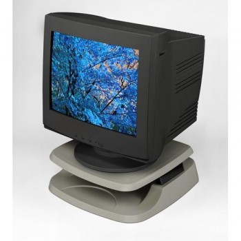 SOPORTE PARA MONITOR ELEVADOR CRT Y TFT/LCD 385X422X83MM. FELLOWES