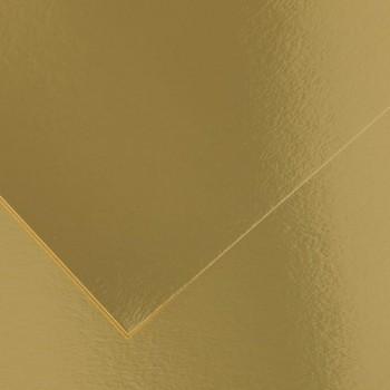 Cartulina A3 280 gr. Iris Metalizado Oro