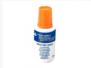 CORRECTOR FLUID TRATTO WHITY