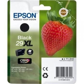 EPSON CARTUCHO TINTA C13T29914010 N 29XL NEGRO