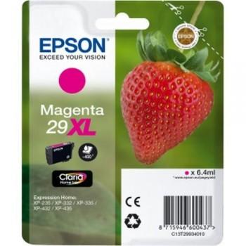 EPSON CARTUCHO TINTA C13T29934010 N 29XL MAGENTA