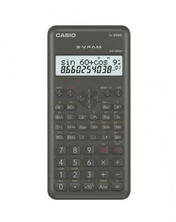 CALCULADORA CASIO CIENTIFICA FX-82 MS 2ª EDICION