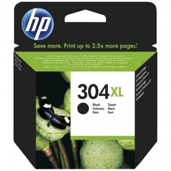 HP CARTUCHO ORIGINAL 304XL NEGRO