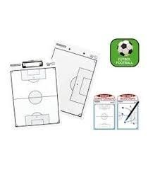 TABLA ESCRIBIR COACH BOARD FUTBOL