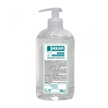 Líquido hidroalcohólico 500ml con dosificador