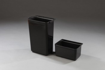Cubetas para carro multiuso 80l-40l conjunto 2 un.