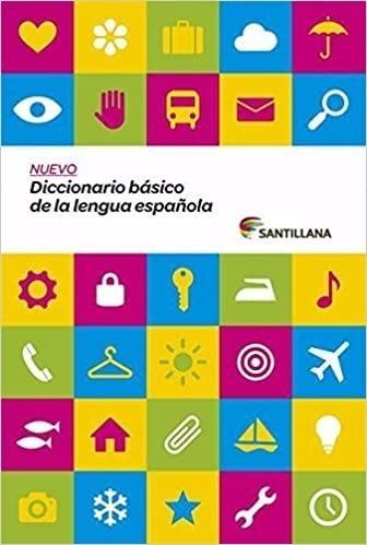 DICCIONARIO BASICO DE LA LENGUA ESPAÑOLA SANTILLANA