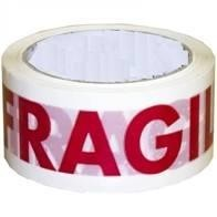 PRECINTO ROTULADO FRAGIL ROJO