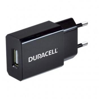 CARGADOR PARED DURACELL USB DRACUSB3 2,1 AMPERIO