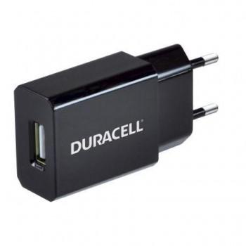 CARGADOR PARED DURACELL USB AV1072 1,0 AMPERIO