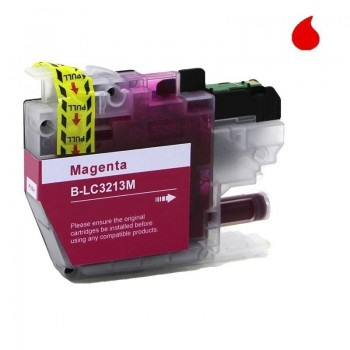 BROTHER CARTUCHO COMPATIBLE LC3213/3211 MAGENTA 15ML