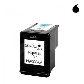 HP CARTUCHO COMPATIBLE 304XL NEGRO