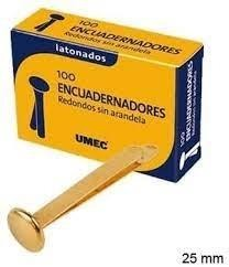 ENCUADERNADORES Nº 0(10MM)CAJA100