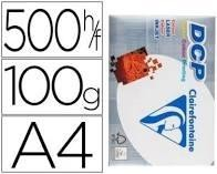 PAPEL DINA4 100GR PAQ500 LASER/INKJET  BLANCO MULTIFUNCION