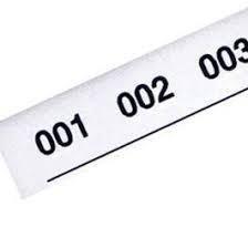TALONARIO RIFAS 3 NUMEROS R903